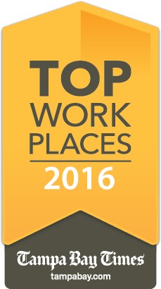 top work place 2016