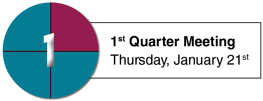Quarter 1 Button