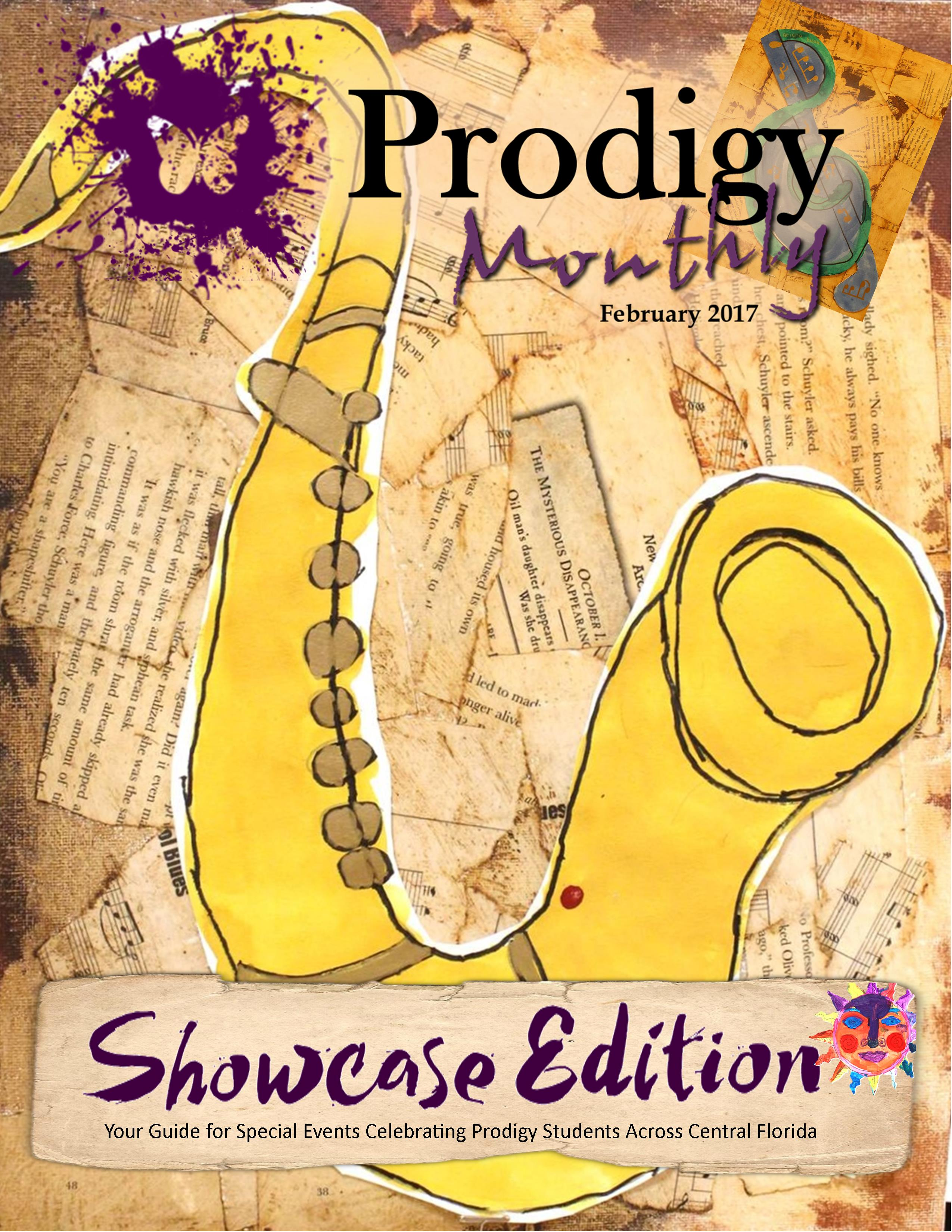Prodigy Monthly Feb 2017 cover