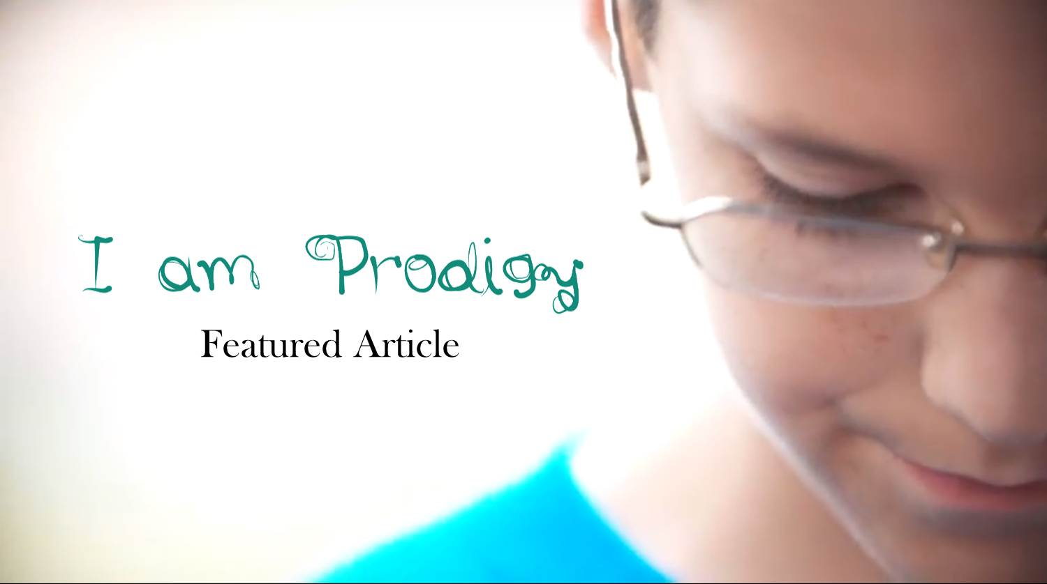 I am Prodigy featured article