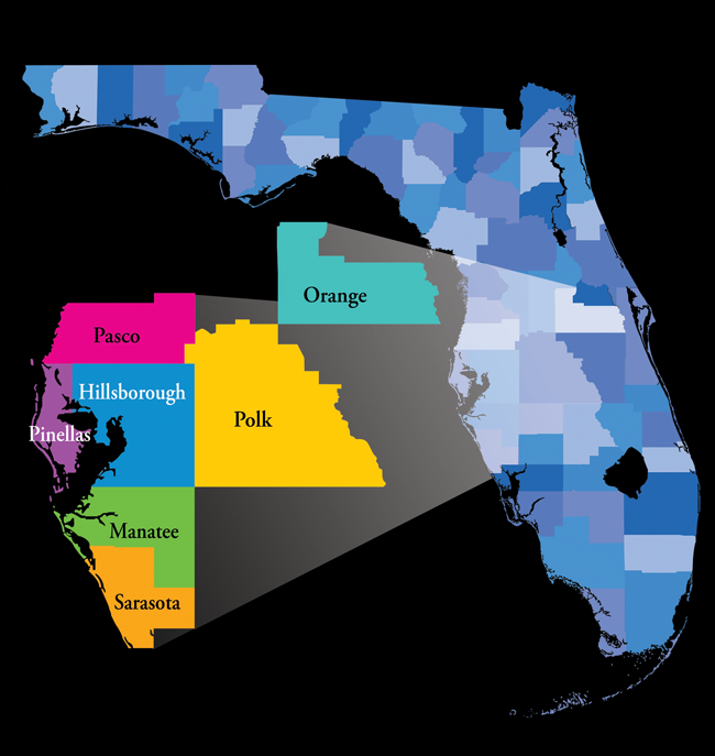 florida counties new